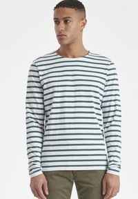 Casual Friday - CFSVEND NORMANDIE  - Sweatshirt - bistro green - 0