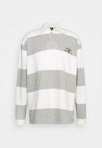 CREST - Polo shirt - grey