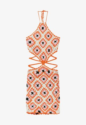 Robe pull - orange