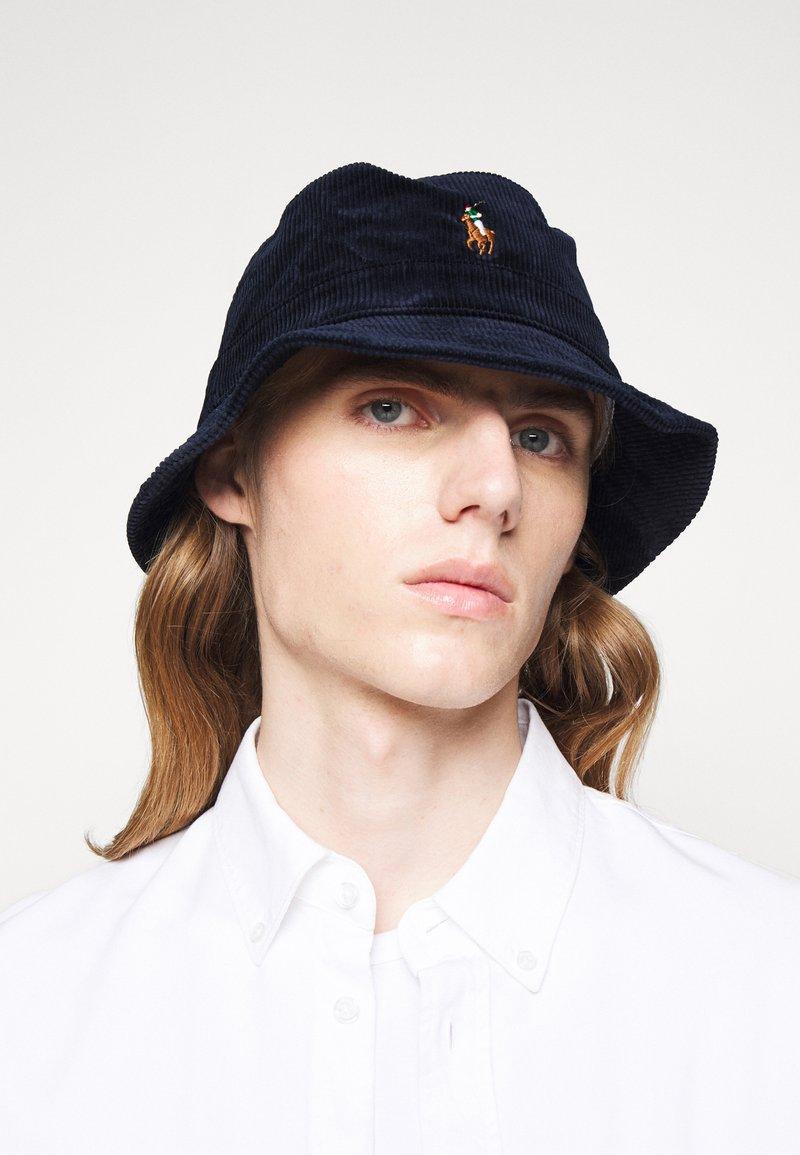Polo Ralph Lauren - BUCKET HAT - Cappello - hunter navy
