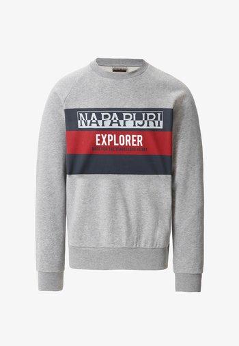 BOVES - Sweatshirts - med grey mel