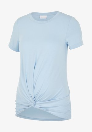 T-shirt basic - chambray blue
