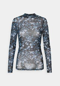 b.young - BYSANNIE  - Long sleeved top - black - 0