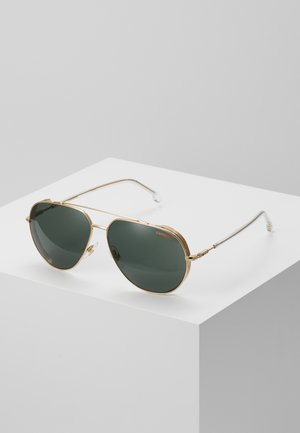 CARRERA  - Sunglasses - gold-coloured