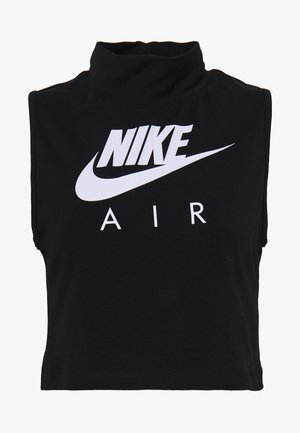 AIR TANK MOCK - Top - black/white