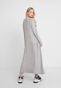 Lounge Nine - LUCCA - Cardigan - light grey melange