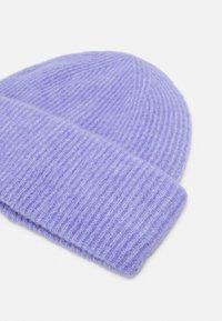 Samsøe Samsøe - NOR HAT - Beanie - aster purple melange - 2