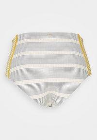 Rip Curl - SALTY DAZE HIGH WAISTED GOOD PANT - Bikini bottoms - gold - 1