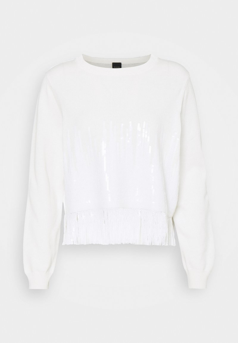 Pinko - SNOWBOARD MAGLIA - Jumper - white