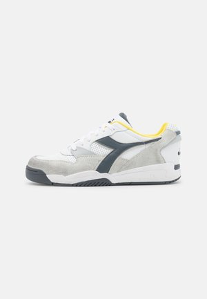 REBOUND ACE WAX UNISEX - Sneakers - bright white/turbulence