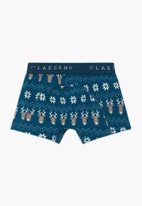 Claesen's - BOYS 2 PACK - Pants - royal blue/white - 2