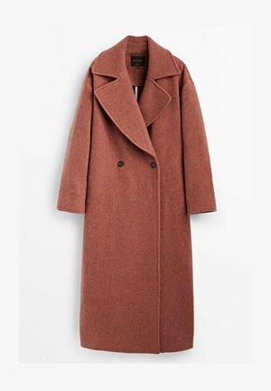 Classic coat - neon pink