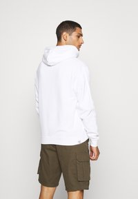 adidas Originals - SPORTS INSPIRED REGULAR HOODED - Hoodie - white/multi coloured
