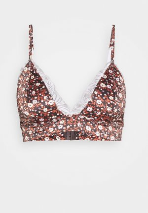 PRINT SHINE TRIANGLE - Triangle bra - canyon creek
