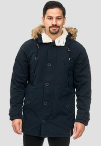 INDICODE JEANS - Winter coat - black - 0