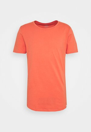 SHAPED TEE - T-shirt basic - washed red