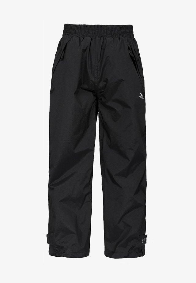 ECHO - Rain trousers - black
