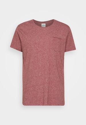 GRIND - Basic T-shirt - red