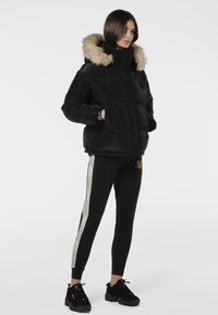 SIKSILK - Winter jacket - black - 2