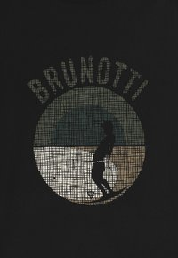 Brunotti - TIM - Print T-shirt - black - 2