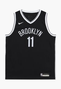Nike Performance - NBA KYRIE IRVING BROOKLYN NETS JERSEY - Nationalmannschaft - black - 0