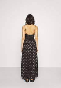 Free People - OUT ABOUT - Maxi dress - black combo - 2