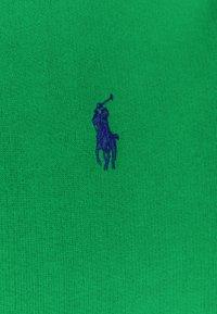 Polo Ralph Lauren - LONG SLEEVE - Luvtröja - billiard green - 2