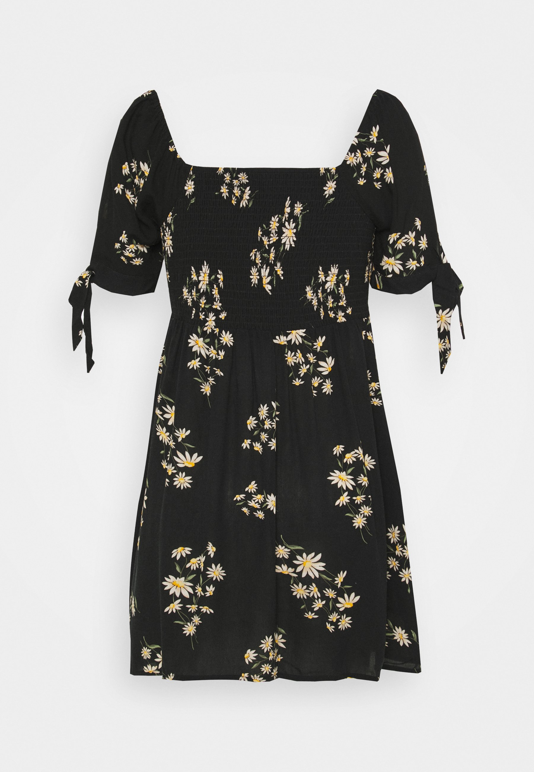 Women TIE DRESS - Day dress