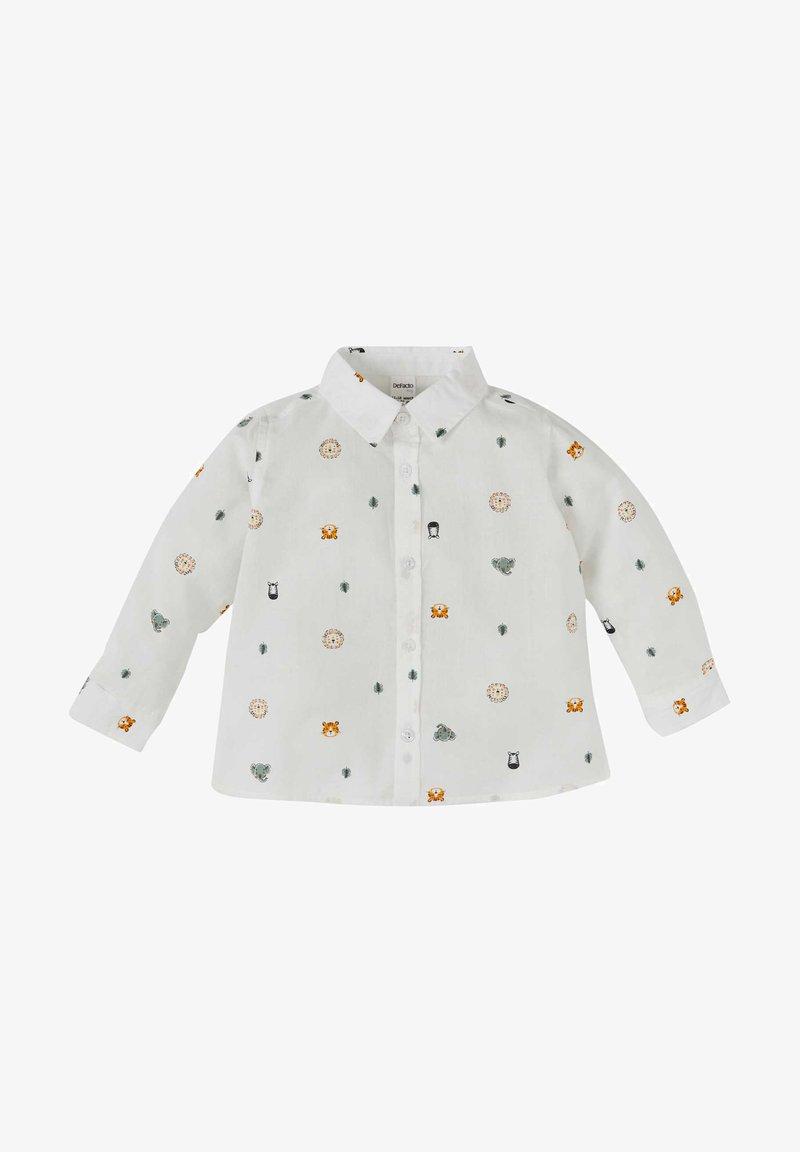 DeFacto - Shirt - ecru