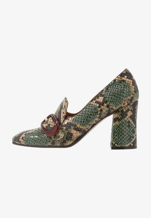 RAIDIS - Klassiske pumps - green