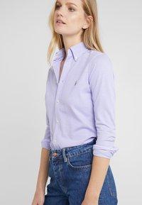 Polo Ralph Lauren - HEIDI LONG SLEEVE - Koszula - hyacinth - 3