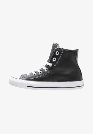 CHUCK TAYLOR ALL STAR HI - Korkeavartiset tennarit - black