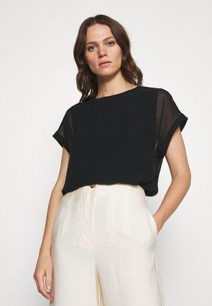 FALOMA - Bluse - black