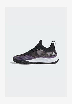 DEFIANT GENERATION MULTICOURT - Clay court tennis shoes - black