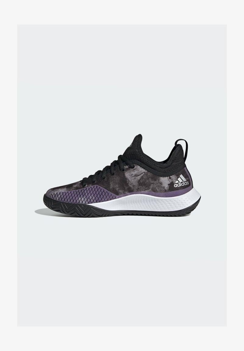adidas Performance - DEFIANT GENERATION MULTICOURT - Clay court tennis shoes - black