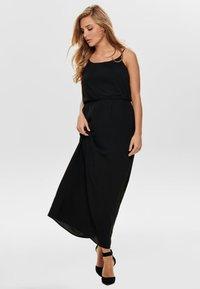 ONLY - ONLWINNER - Maxi dress - black - 0