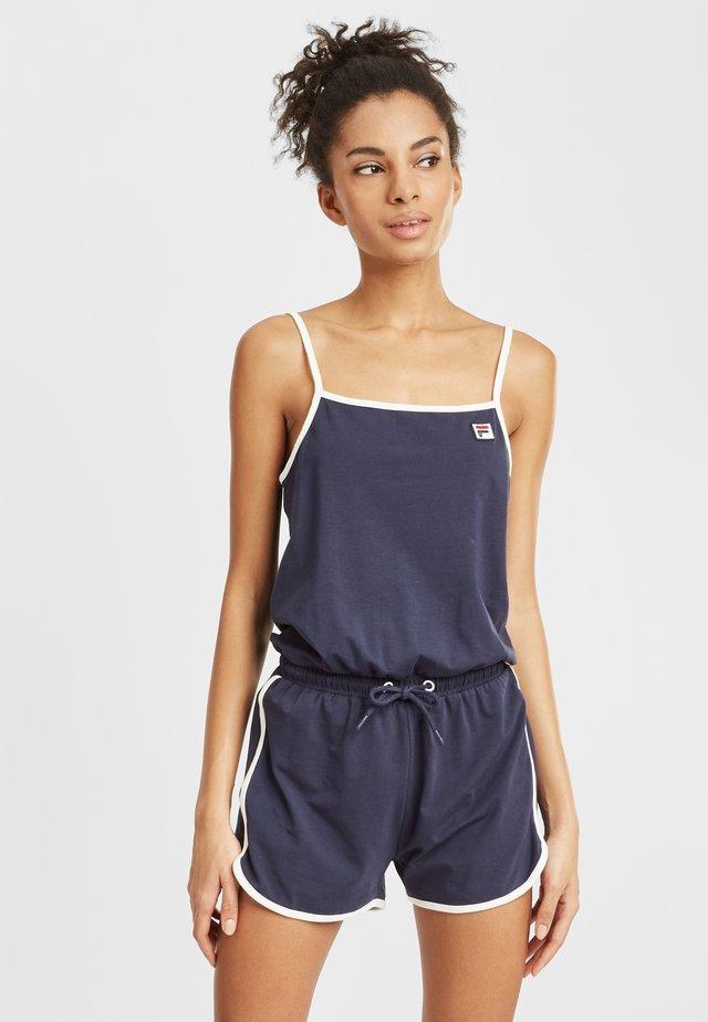 HOVA - Jumpsuit - black iris