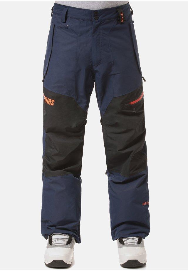 NELSON ATRIP - Pantalon de ski - eclipse
