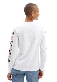 Vans - WM TROPPY V - Long sleeved top - white - 1