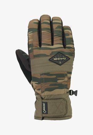 Gloves - field camo