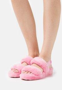 UGG - OH YEAH - Sandalen met plateauzool - sachet pink - 0