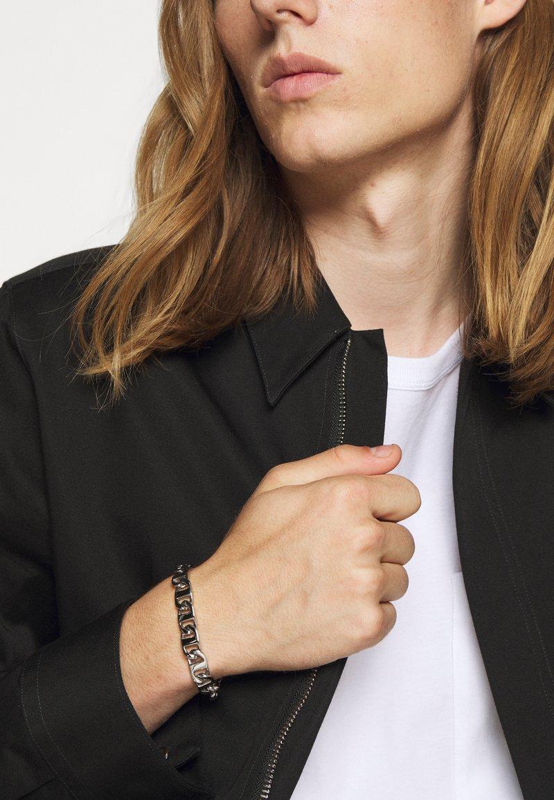 Vitaly - KINETIC UNISEX - Bracelet - silver-coloured