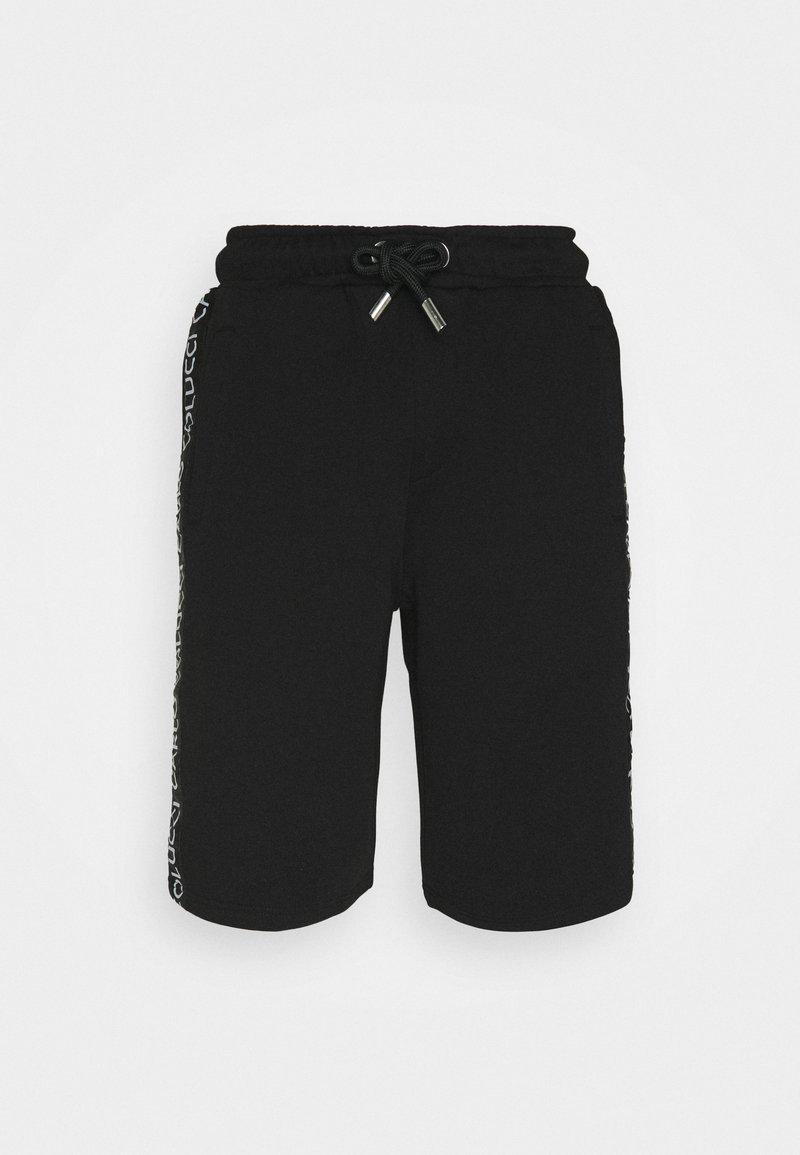 Carlo Colucci - Shorts - schwarz