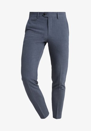 CLUB PANTS - Pantalones - blue mix