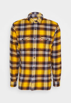JACKSON WORKER - Camicia - andrusia golden yellow