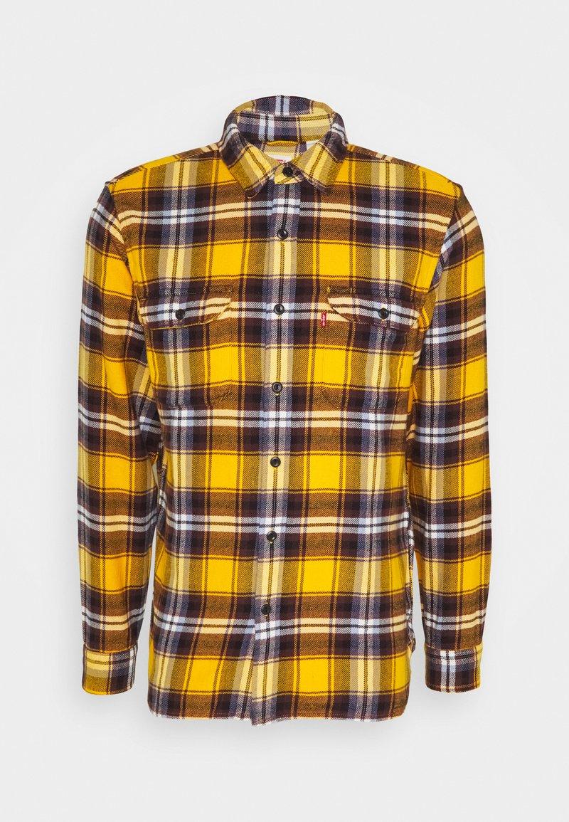 Levi's® - JACKSON WORKER - Shirt - andrusia golden yellow