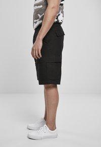 Brandit - BDU RIPSTOP - Shorts - black - 3