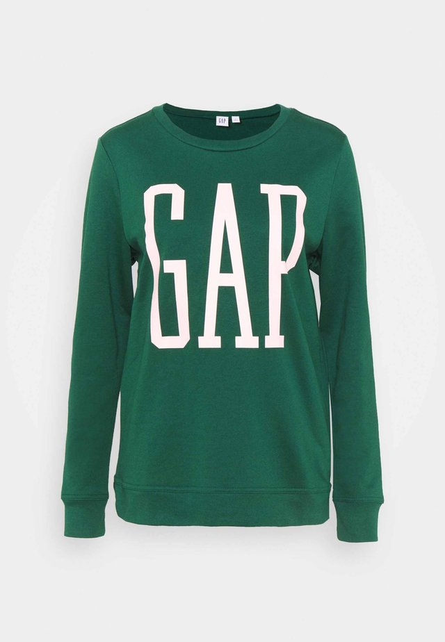 Sweatshirt - pine green