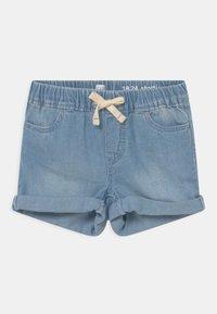 GAP - TODDLER GIRL - Denim shorts - light wash - 0
