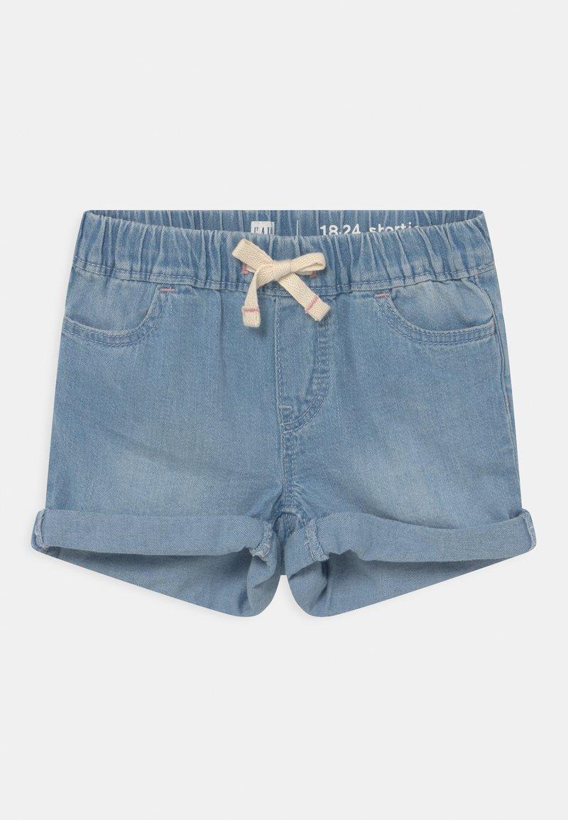 GAP - TODDLER GIRL - Denim shorts - light wash